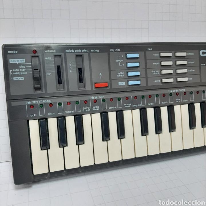 Instrumentos musicales: Piano eléctrico CASIO PT-87 - Foto 6 - 267506849