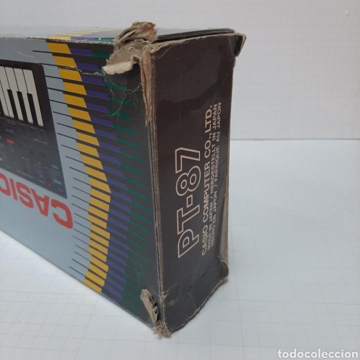 Instrumentos musicales: Piano eléctrico CASIO PT-87 - Foto 9 - 267506849