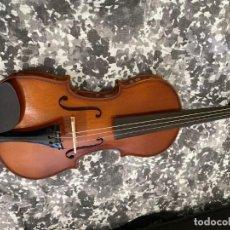 Instrumentos musicales: VIOLIN EN BUEN ESTADO. Lote 267743389