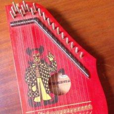 Instrumentos musicales: CÍTARA INFANTIL MUSIMA (REPÚBLICA DEMOCRÁTICA ALEMANA). Lote 267768484