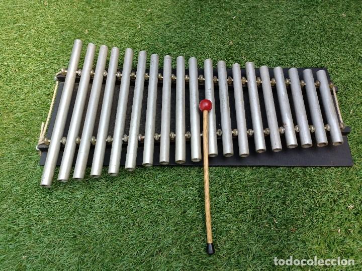 Instrumentos musicales: Xilófono de la firma U.Muller - Foto 4 - 268275724