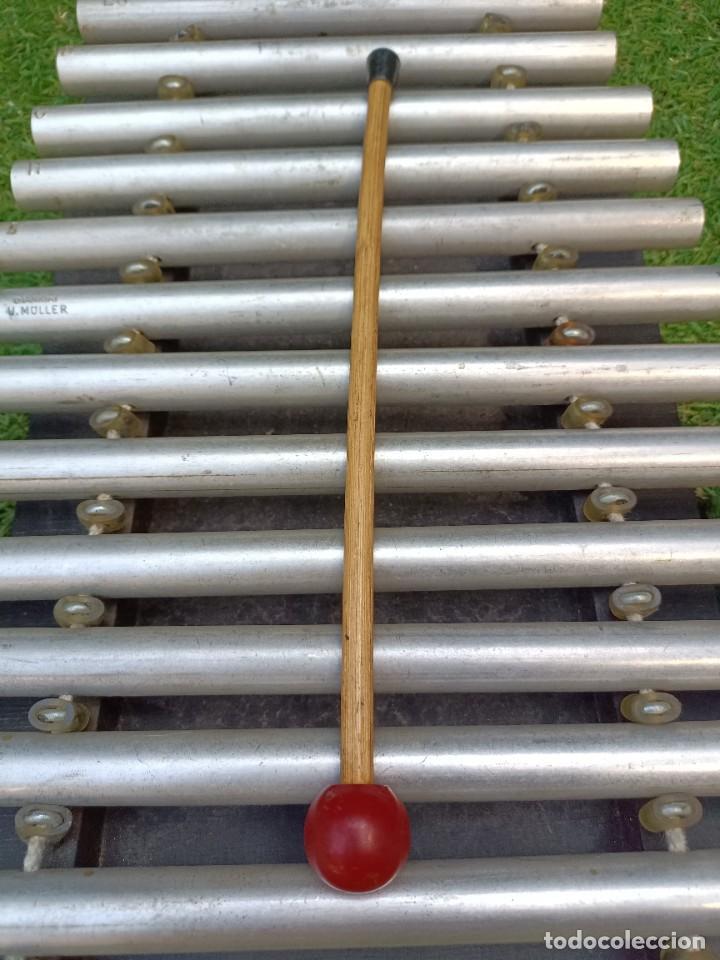 Instrumentos musicales: Xilófono de la firma U.Muller - Foto 5 - 268275724