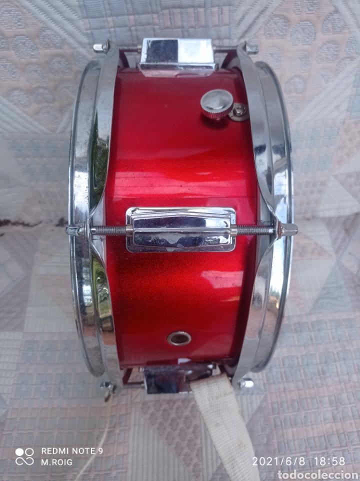 Instrumentos musicales: Tambor redoble prqueño - Foto 2 - 268320189