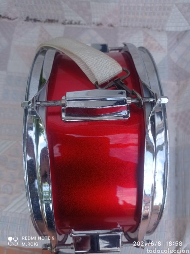 Instrumentos musicales: Tambor redoble prqueño - Foto 3 - 268320189