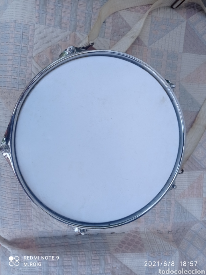 Instrumentos musicales: Tambor redoble prqueño - Foto 4 - 268320189