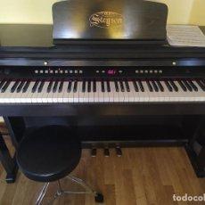 Instrumentos musicales: PIANO ELECTRÓNICO MARCA STEYSON MODELO CONCERT II. Lote 268413514