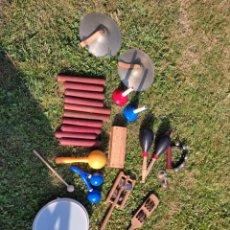 Instrumentos musicales: LOTE DE INSTRUMENTOS MUSICALES PARA NIÑOS. Lote 268766159