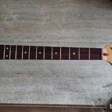 Instrumentos musicales: MASTIL GUITARRA FENDER STRATOCASTER PROYECTO. Lote 268949619
