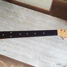 Instrumentos musicales: MASTIL GUITARRA FENDER STRATOCASTER PROYECTO. Lote 268949959