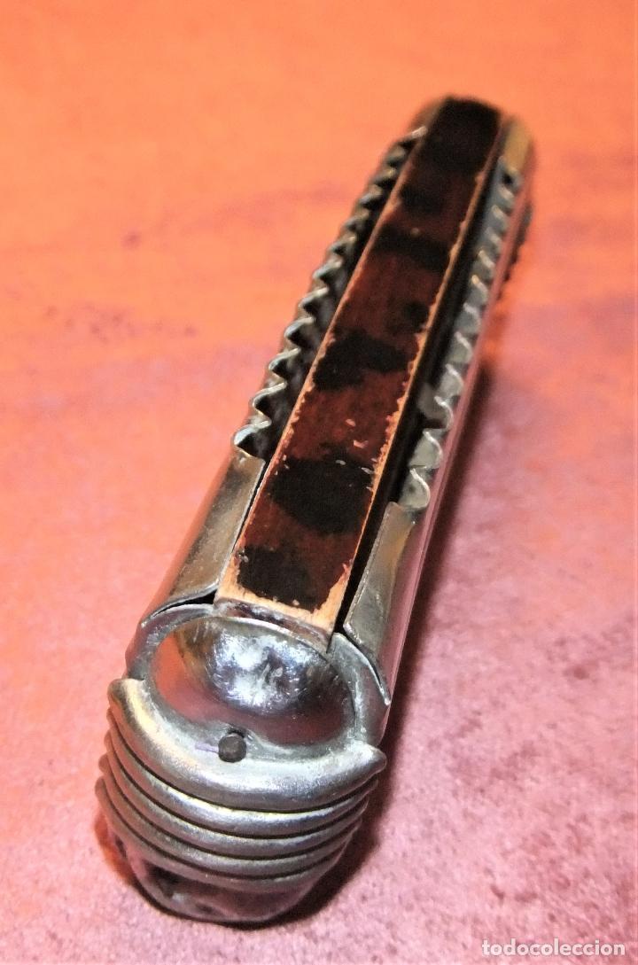 Instrumentos musicales: ANTIGUA ARMÓNICA MARCA MINUE DE LOS AÑOS 30/40 - Foto 6 - 268996444