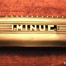 Instrumentos musicales: ANTIGUA ARMÓNICA MARCA MINUE DE LOS AÑOS 30/40. Lote 268996444