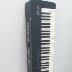Instrumentos musicales: PIANO ROLAND FP-4. Lote 269002724