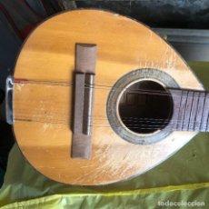 Instrumentos musicales: ANTIGUA MANDOLINA. Lote 269134753