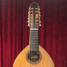 Instrumentos musicales: BANDURRIA MIGUEL RODRÍGUEZ 1962. Lote 269147313