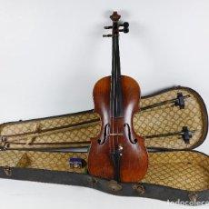 Instrumentos musicales: ANTIGUO VIOLÍN EN ESTUCHE - EN BUEN ESTADO APARENTE.. Lote 269163248