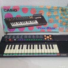 Instrumentos musicales: CASIO PT 88. Lote 269163303