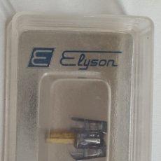 Instrumentos musicales: AGUJA TOCADISCOS ELYSON - EMPIRE 2000. Lote 269192608