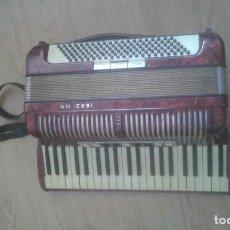 Instrumentos musicales: ACORDEON HOHNER VERDI IIIM. Lote 269212508