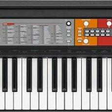 Instrumentos musicales: TECLADO DIGITAL YAMAHA F50. Lote 269375653