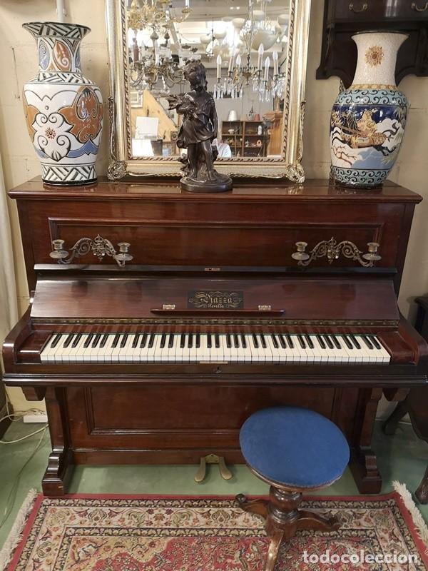 Instrumentos musicales: Piano Piazza Sevilla - Foto 2 - 269423493