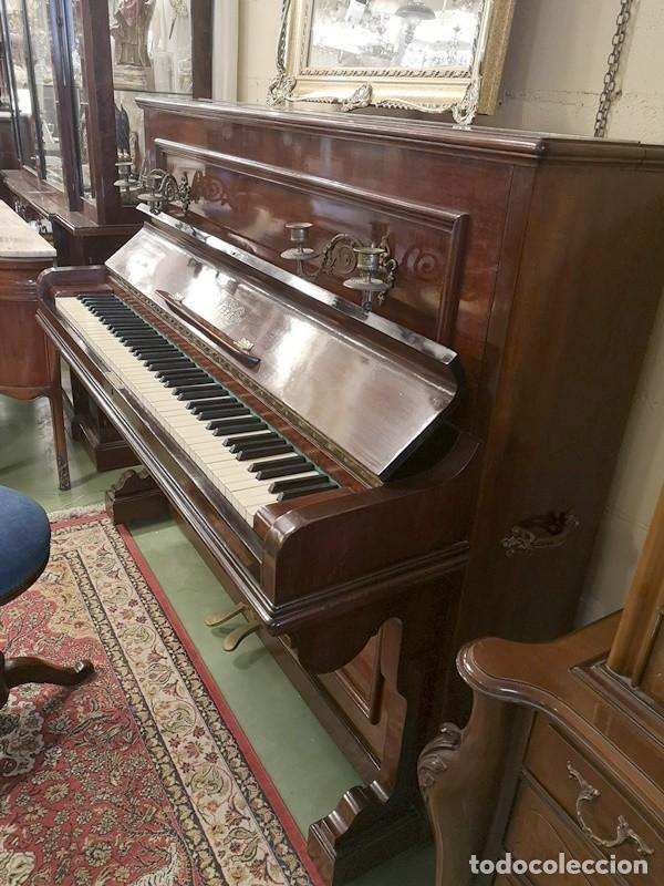 Instrumentos musicales: Piano Piazza Sevilla - Foto 9 - 269423493