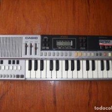 Instrumentos musicales: TECLADO CASIO PT-50 PT50 FUNCIONANDO. Lote 270355103