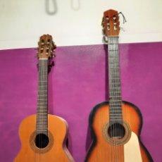 Instrumentos musicales: GUITARRAS ESPAÑOLAS. Lote 271606268