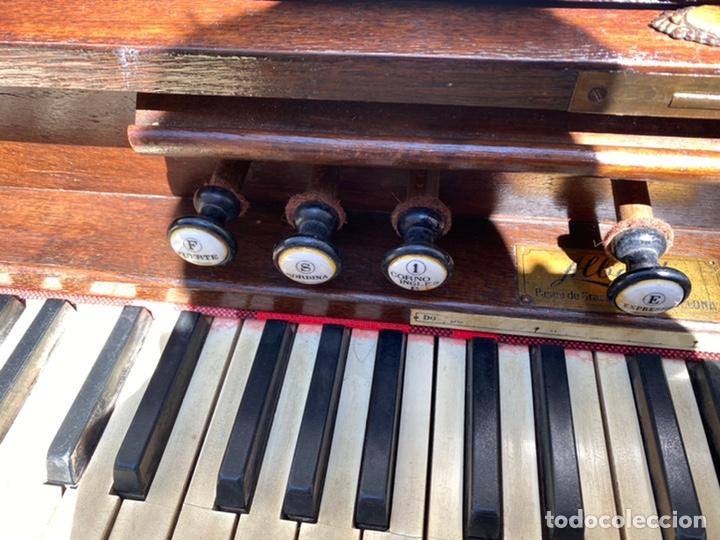 Instrumentos musicales: ORGANO ALBERDI - AÑO 1920 . Para restaurar Ver fotos - Foto 6 - 271815228