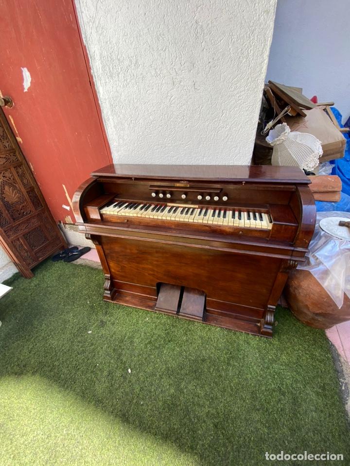 Instrumentos musicales: ORGANO ALBERDI - AÑO 1920 . Para restaurar Ver fotos - Foto 8 - 271815228