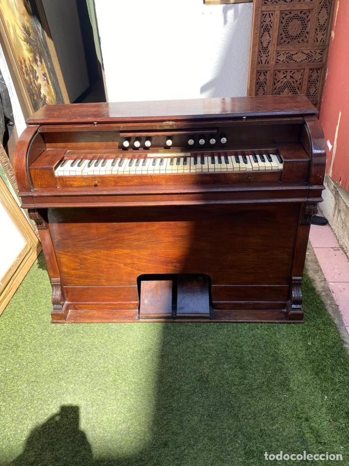 Instrumentos musicales: ORGANO ALBERDI - AÑO 1920 . Para restaurar Ver fotos - Foto 9 - 271815228