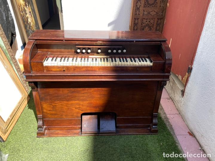 Instrumentos musicales: ORGANO ALBERDI - AÑO 1920 . Para restaurar Ver fotos - Foto 10 - 271815228
