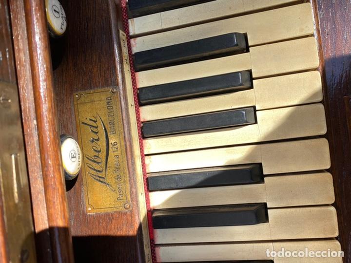 Instrumentos musicales: ORGANO ALBERDI - AÑO 1920 . Para restaurar Ver fotos - Foto 11 - 271815228