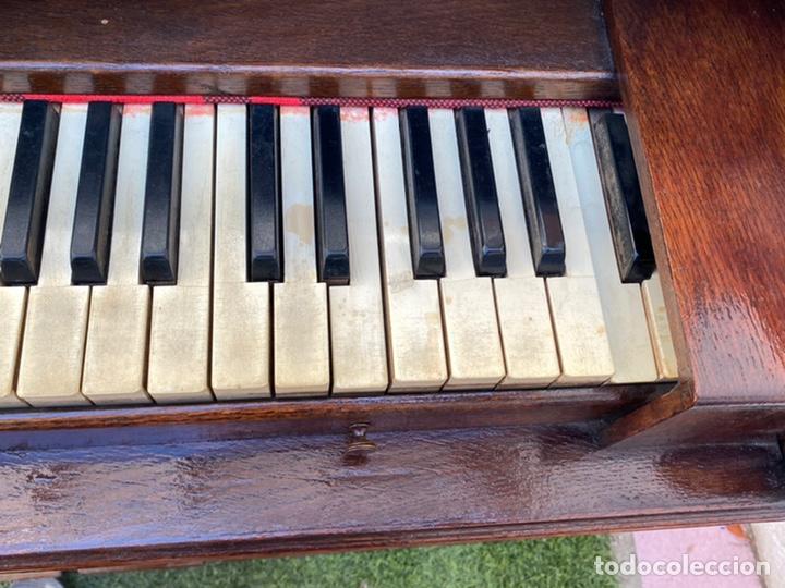 Instrumentos musicales: ORGANO ALBERDI - AÑO 1920 . Para restaurar Ver fotos - Foto 12 - 271815228