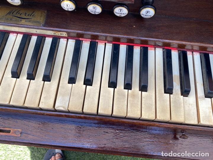 Instrumentos musicales: ORGANO ALBERDI - AÑO 1920 . Para restaurar Ver fotos - Foto 13 - 271815228