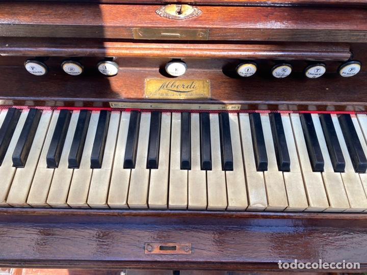 Instrumentos musicales: ORGANO ALBERDI - AÑO 1920 . Para restaurar Ver fotos - Foto 14 - 271815228