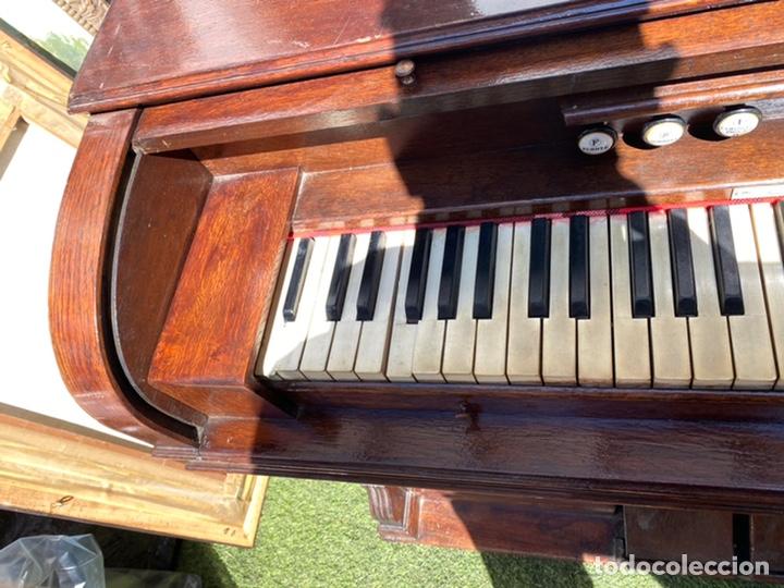 Instrumentos musicales: ORGANO ALBERDI - AÑO 1920 . Para restaurar Ver fotos - Foto 15 - 271815228