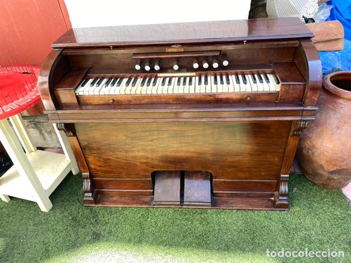 Instrumentos musicales: ORGANO ALBERDI - AÑO 1920 . Para restaurar Ver fotos - Foto 30 - 271815228
