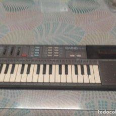 Instrumentos musicales: TECLADO CASIO PT87 FUNCIONANDO. Lote 271911913