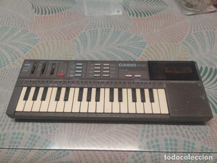 Instrumentos musicales: TECLADO CASIO PT87 FUNCIONANDO - Foto 2 - 271911913