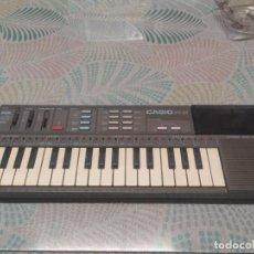 Instrumentos musicales: TECLADO CASIO PT87 FUNCIONANDO. Lote 271911928