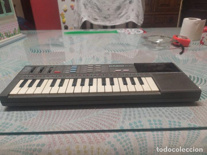 Instrumentos musicales: TECLADO CASIO PT87 FUNCIONANDO - Foto 7 - 271911928