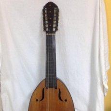 Instrumentos musicales: IGNACIO MARTORELL CASASNOVAS 1895. Lote 273401413