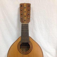 Instrumentos musicales: IGNACIO MARTORELL CASASNOVAS 1922. Lote 273401718