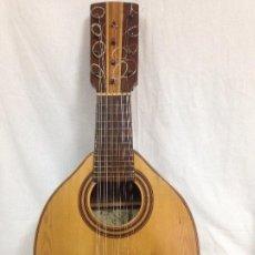 Instrumentos musicales: IGNACIO MARTORELL CASASNOVAS 1928. Lote 273401913