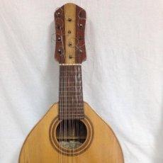 Instrumentos musicales: IGNACIO MARTORELL CASASNOVAS. Lote 273402308