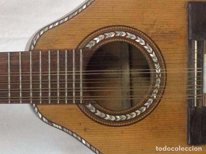 Instrumentos musicales: Antiguo Instrumento musical Mallorquín - Foto 2 - 273402908