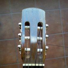 Instrumentos musicales: MAGNÍFICA GUITARRA ESPAÑOLA MACIZA.. Lote 273469378