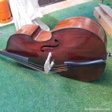 Instrumentos musicales: CONTRABAJO ANTIGUO. Lote 273981748