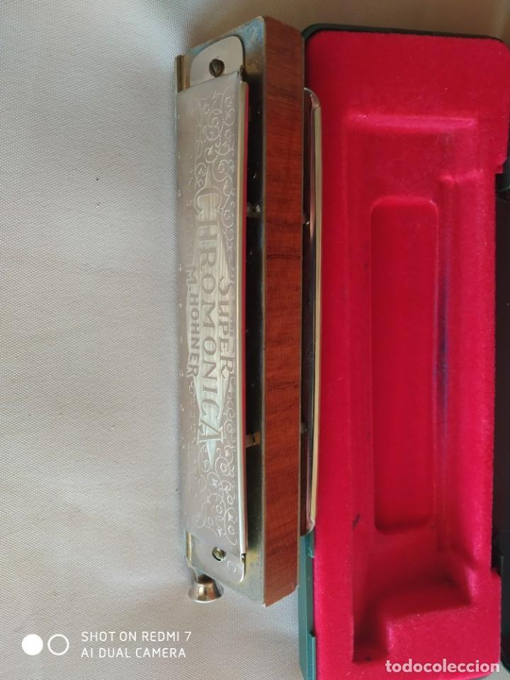 Instrumentos musicales: HARMONICA HOHNER. CHROMONICA 270 - Foto 4 - 273998143