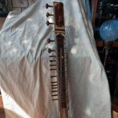 Instrumentos musicales: SITAR INSTRUMENTO TRADICIONAL INDIO. Lote 274679103